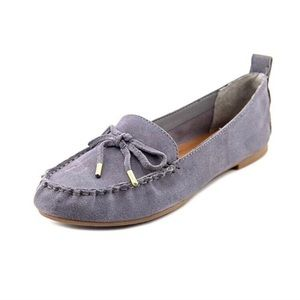 Steve Madden Gray Weverly Loafers